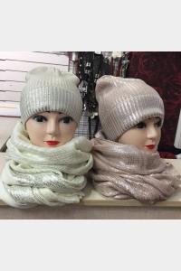 Шапка и шарф 1200