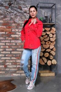 Рубашка Wendy Trendy 1550