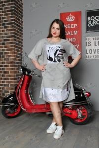Платье Darkwin 2600